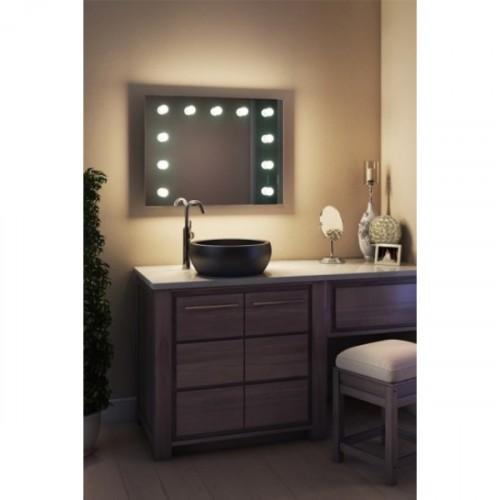 Гримерное зеркало для ванной комнаты 60х90